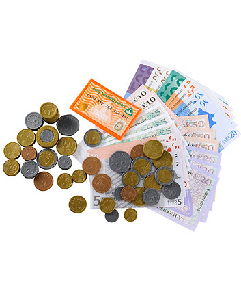 Early Learning Centre Play Money