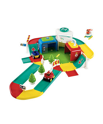 Early Learning Centre Whizz World Lights and Sounds Rescue Centre