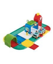 Early Learning Centre Whizz World Fun Sounds Train Station