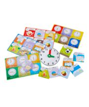 Early Learning Centre Tell The Time Lotto