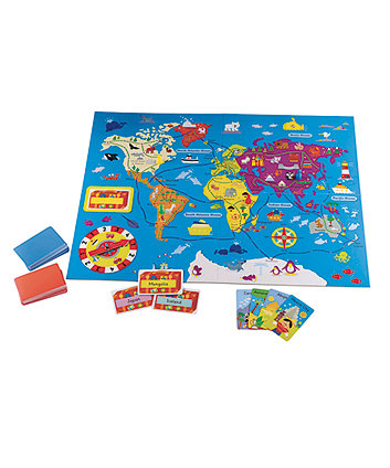 Early Learning Centre Travel The World Game