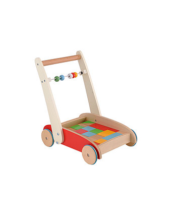 Early Learning Centre wooden toddler truck