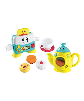 Early Learning Centre Tea And Toaster Set