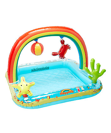 Early Learning Centre Pool With Rainbow Arch