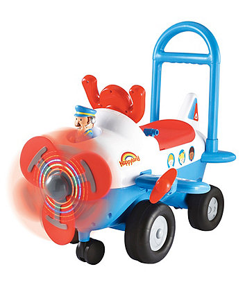 Early Learning Centre Happyland Activity Plane