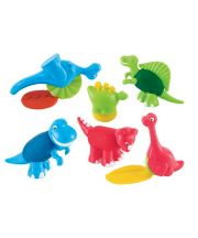 Early Learning Centre Soft Stuff Dino Set