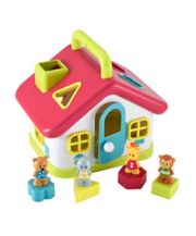 Early Learning Centre Toybox Shape Sorting House