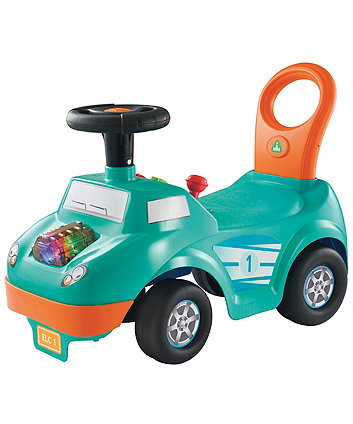 Early Learning Centre Ride-On Rev N Go Activity Racer