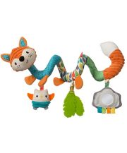Infantino Spiral Activity Toy Fox
