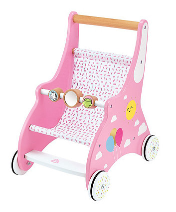 Early Learning Centre Wooden Pram