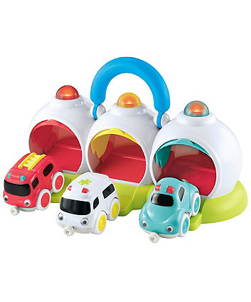 Early Learning Centre Whizz World Early Learning Centre Lights And Sounds Emergency Centre