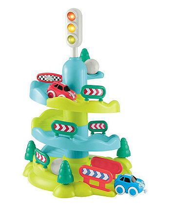 Early Learning Centre Whizz World Lights and Sounds Mountain Set