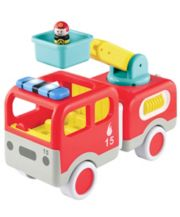 Early Learning Centre Whizz World Lights And Sounds Fire Engine