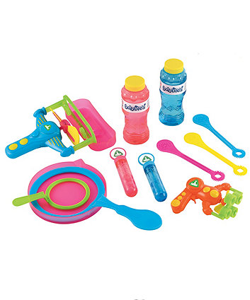 Early Learning Centre 7 In 1 Bubble Set