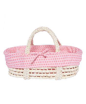 Early Learning Centre Cupcake Moses Basket