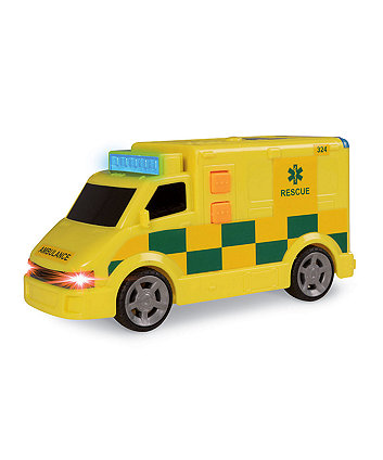 Early Learning Centre Big City Lights And Sounds Ambulance