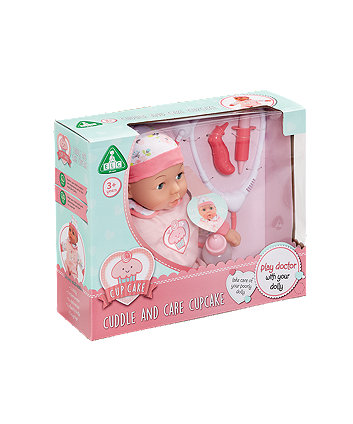 Early Learning Centre Cupcake Cuddle And Care Baby Doll