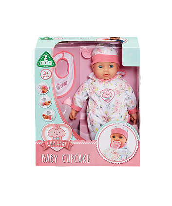 Early Learning Centre Baby Cupcake Doll