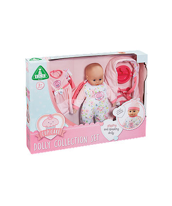 Early Learning Centre Cupcake Dolly Collection Set