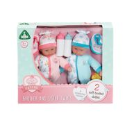Early Learning Centre Cupcake Brother And Sister Twin Dolls