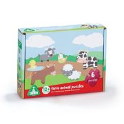 Early Learning Centre Farm Animal Puzzles