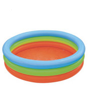 Kids swimming paddling pools ball pits elc for Pop up paddling pool