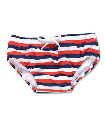Mothercare Stripy Swim Nappy 12-18 Months