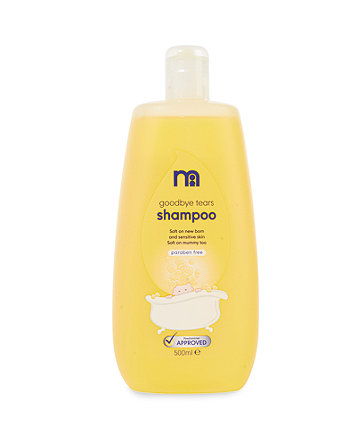 Mothercare Goodbye Tears Baby Shampoo - 500ml
