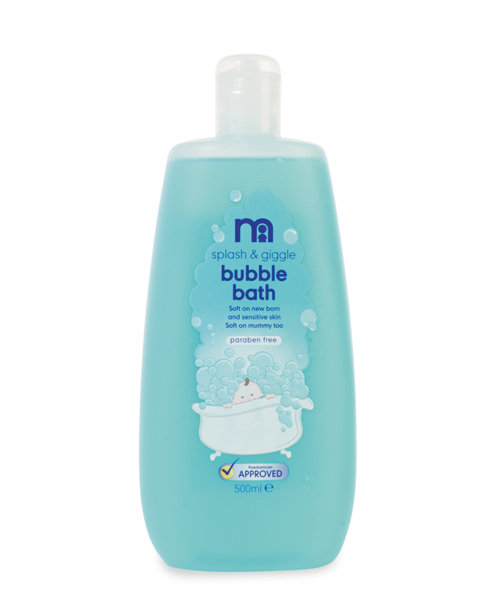 Mothercare Splash and Giggle Bubble Bath - 500ml