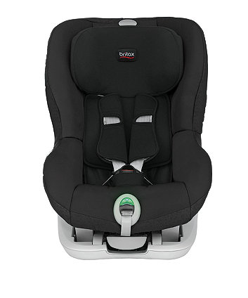 Britax King ll ATS Car Seat - Black Thunder