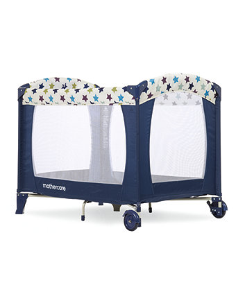 Mothercare Classic Travel Cot - Starlight