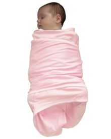 Mothercare Miracle Swaddling Blanket - Pink