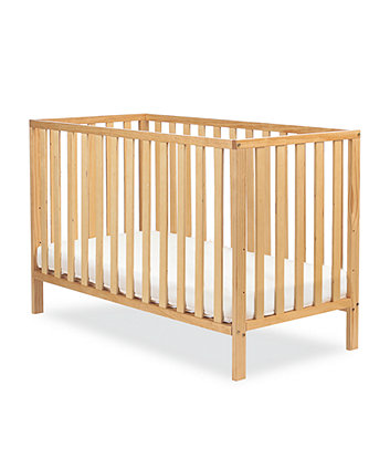 Mothercare Hertford Cot- Natural