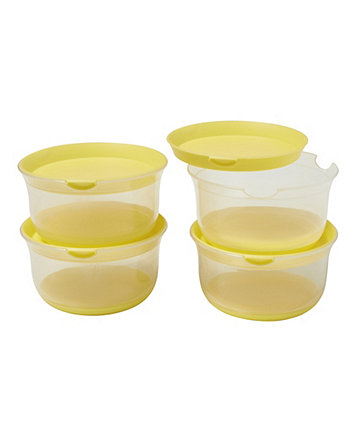 Mothercare Weaning Stage 2 Large Freezer Pots - 4 Pack