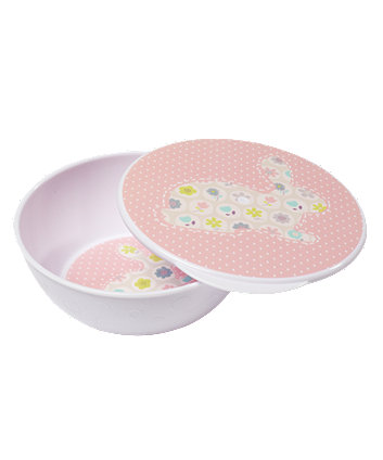 Mothercare Buttercup Bunny Bowl with Lid