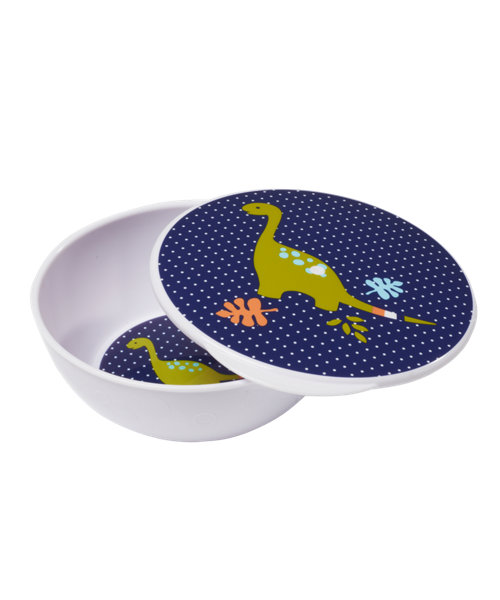 Mothercare Dinosaur Bowl with Lid