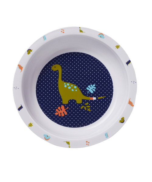Mothercare Dinosaur Plate