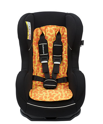 Mothercare Universal Car Seat Liner - Giraffe