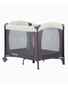 Mothercare Classic Travel Cot - Polka Dot