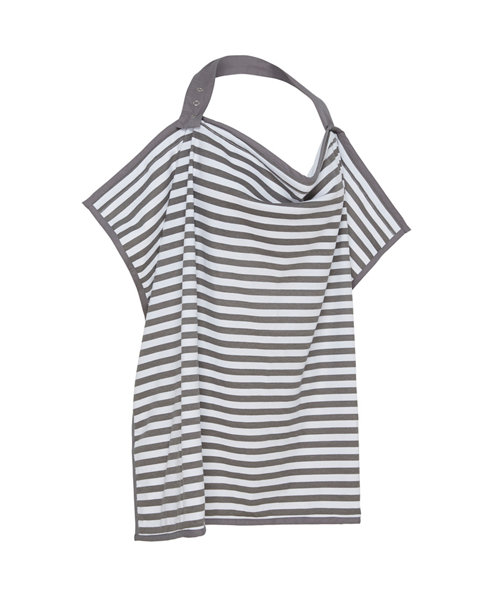 Mothercare Striped Breastfeeding Shawl