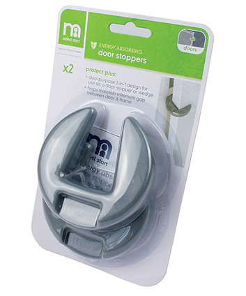 Mothercare Safest Start Protect Plus Energy Absorbing Door Stoppers- 2 Pack