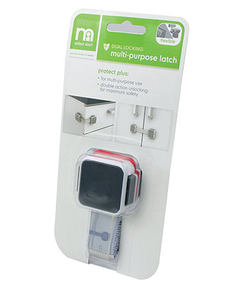 Mothercare Safest Start Protect Plus Dual Locking Multi-Purpose Latch