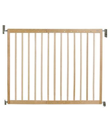 mothercare safest start wooden extending safety gate. Black Bedroom Furniture Sets. Home Design Ideas