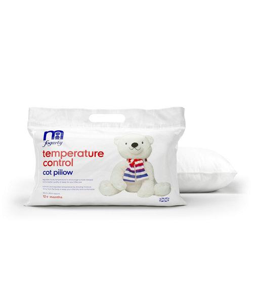 Mothercare Cot Pillow Temperature Control