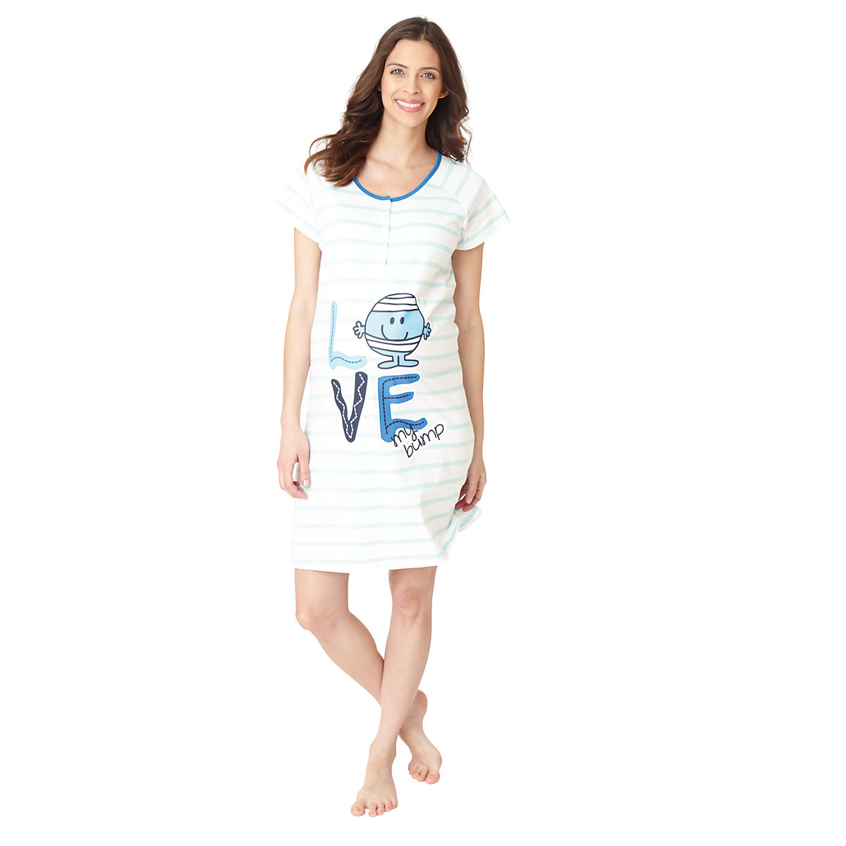 Blooming Marvellous Mr Bump Maternity Nightdress
