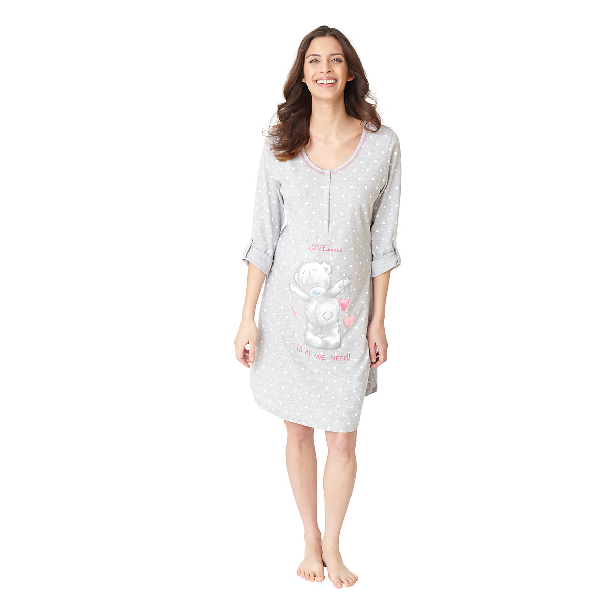 Blooming Marvellous Maternity Tatty Teddy Nightdress