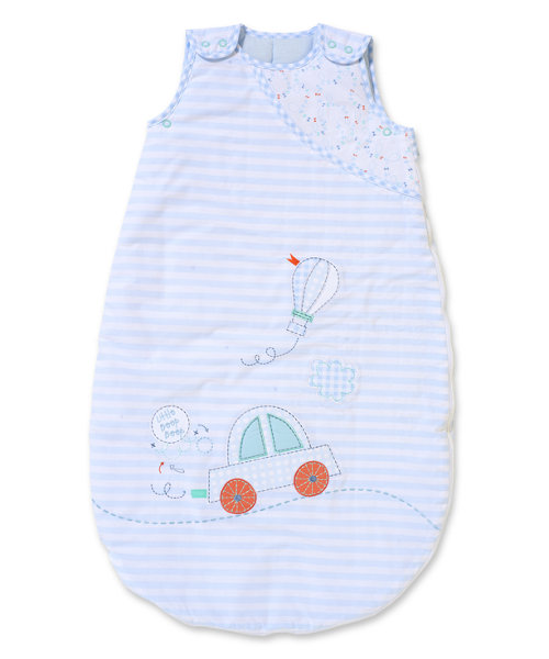 Mothercare Little Beep Beep Sleeping Bag 1.0 Tog