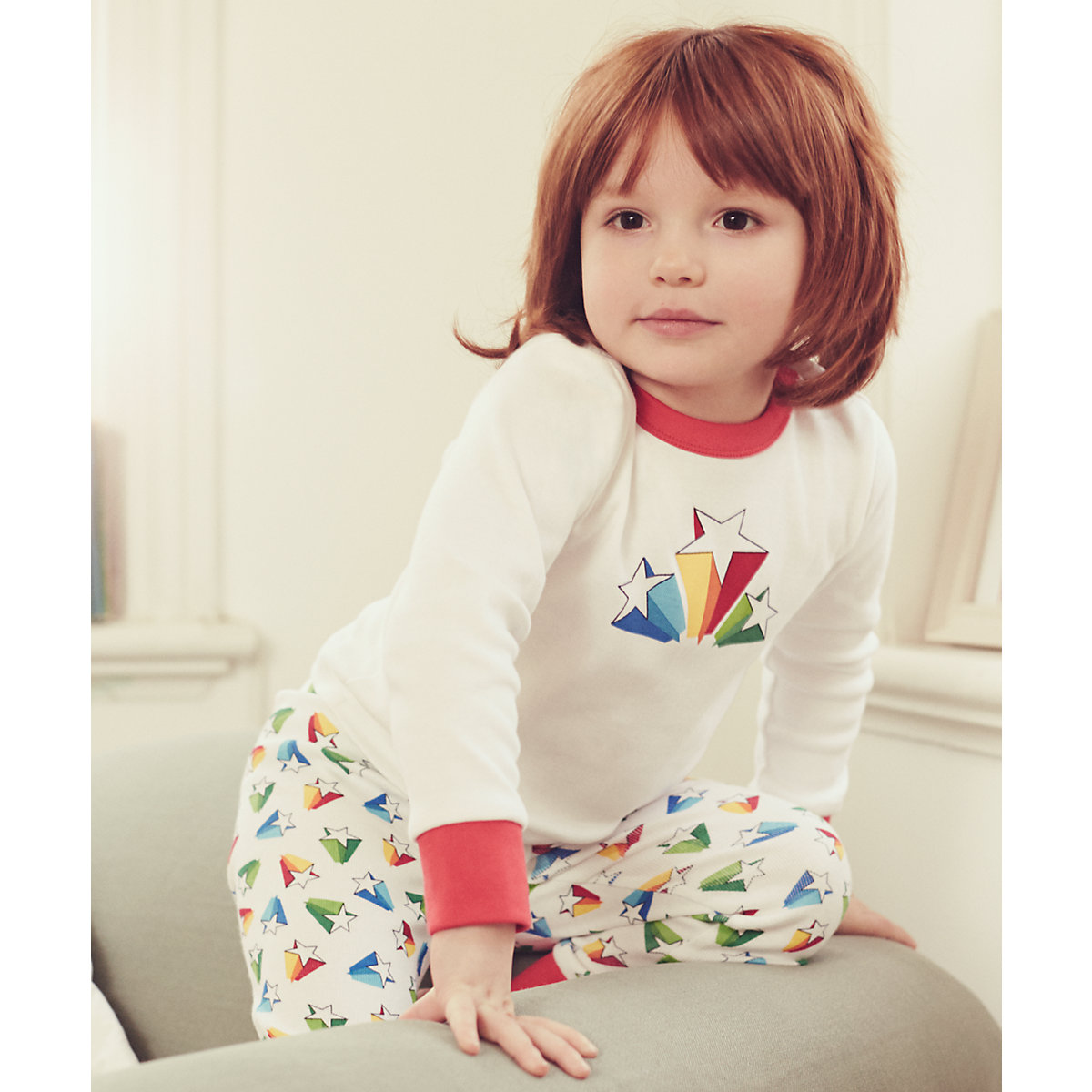 Little Bird by Jools Shooting Star Pyjamas - Shooting Gifts
