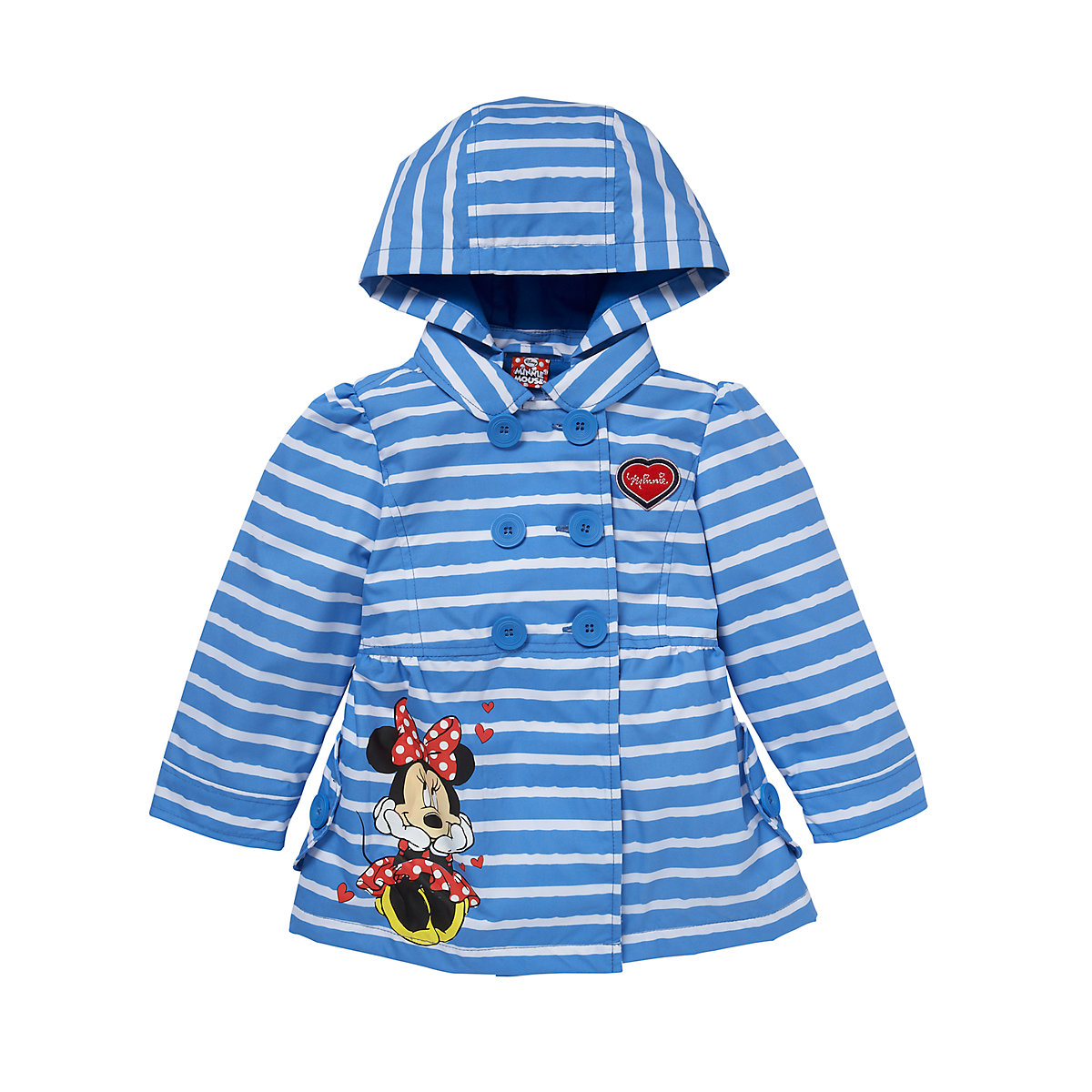 Disney Minnie Mouse Jersey Lined Mac