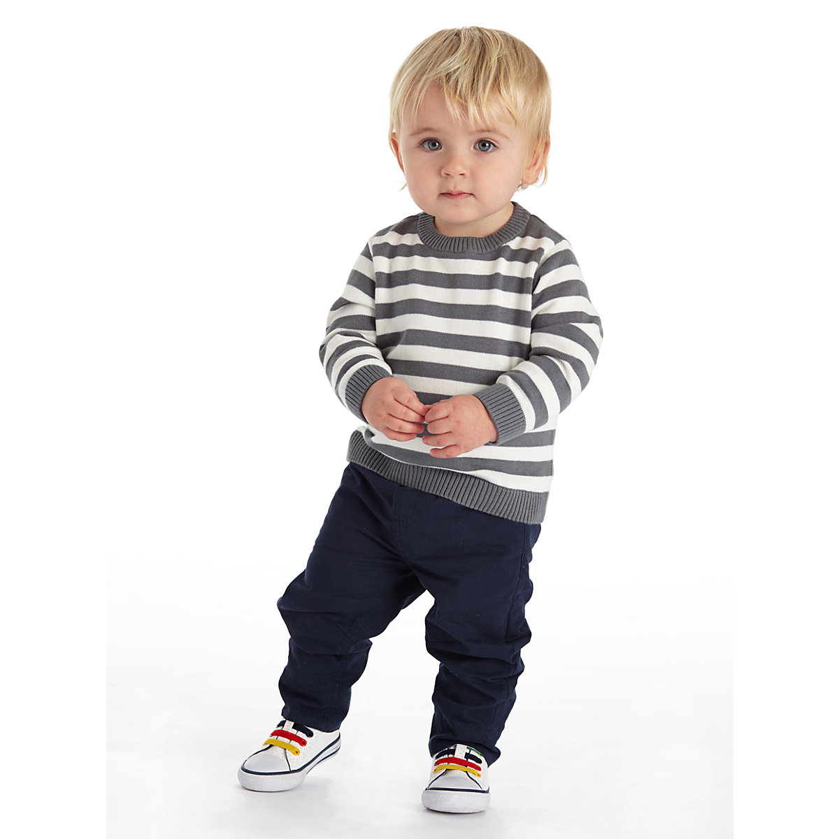 Mothercare Stripe Jumper